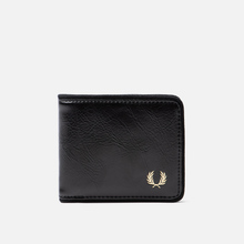 Кошелек Fred Perry Classic Billfold Black фото- 0
