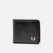 Кошелек Fred Perry Classic Billfold Black фото- 1