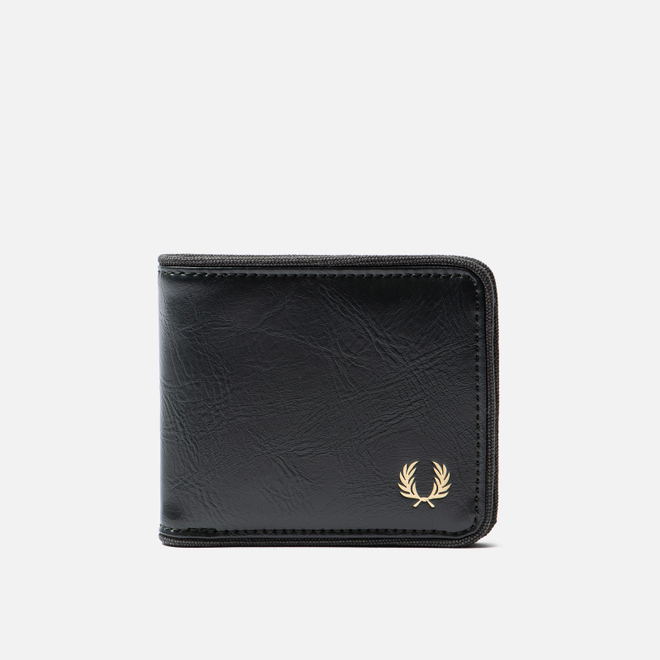 Кошелек Fred Perry Classic Billfold Dark Green