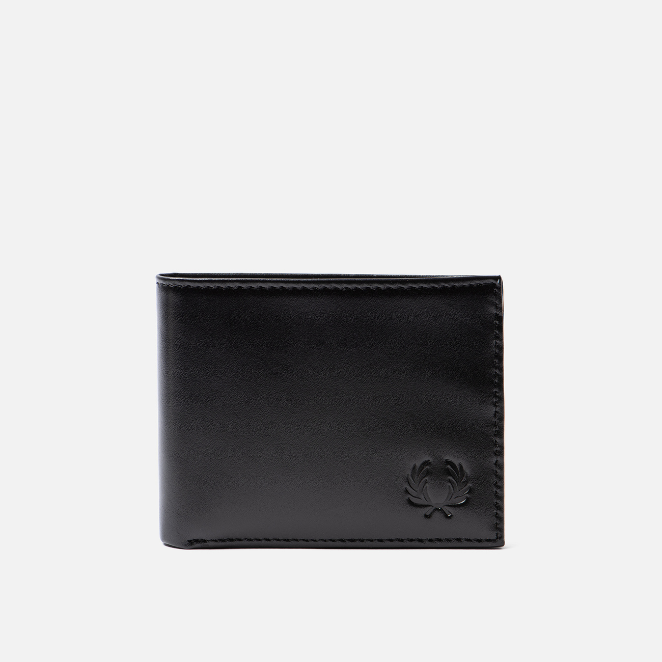 Кошелек Fred Perry Contrast Leather Billfold Black