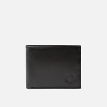 Кошелек Fred Perry Contrast Leather Billfold Olive фото- 0