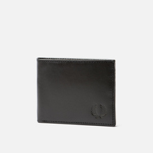 Кошелек Fred Perry Contrast Leather Billfold Olive фото- 1
