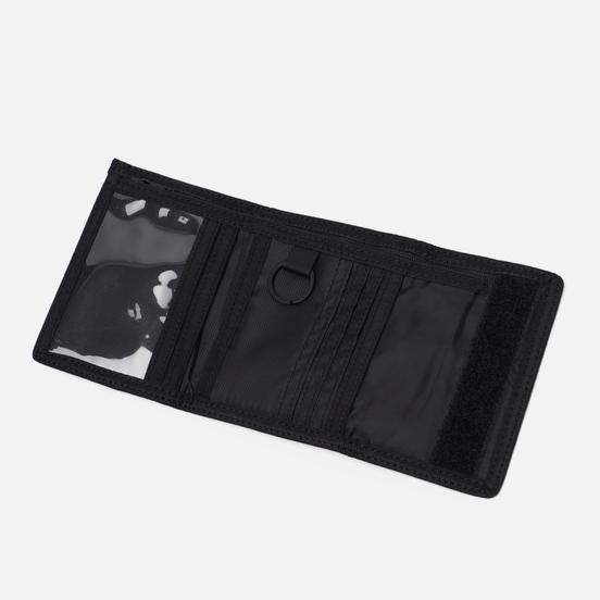 Кошелек Fred Perry Graphic Velcro Black