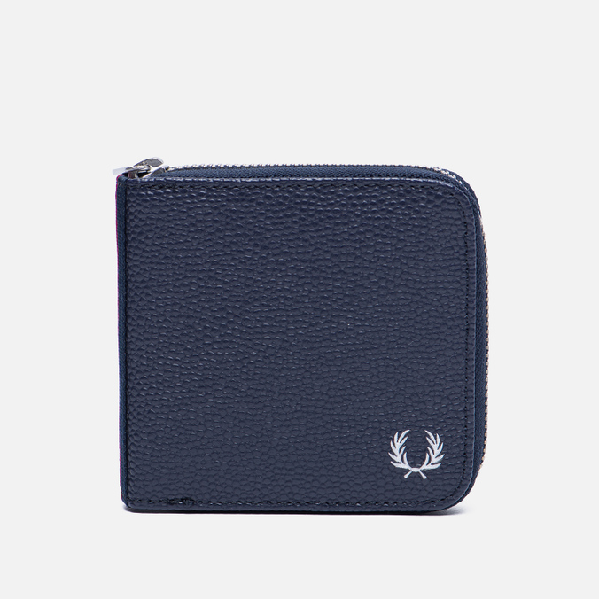 Кошелек Fred Perry Scotch Grain Zip Around Navy
