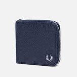 Кошелек Fred Perry Scotch Grain Zip Around Navy фото- 1