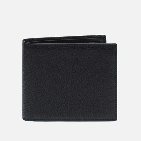 Hackett Bill & Coin Wallet Black