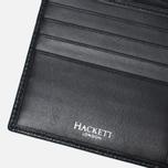 Кошелек Hackett Bill & Coin Black фото- 2