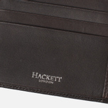 Кошелек Hackett Bill & Coin Brown фото- 5