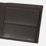 Кошелек Hackett Bill & Coin Brown фото- 3