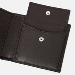 Hackett Bill & Coin Wallet Brown photo- 2