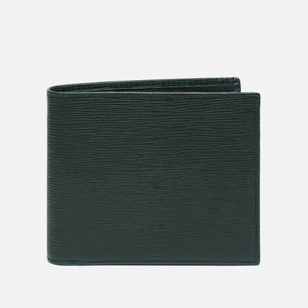 Hackett Curzon Range Wallet Billfold Green