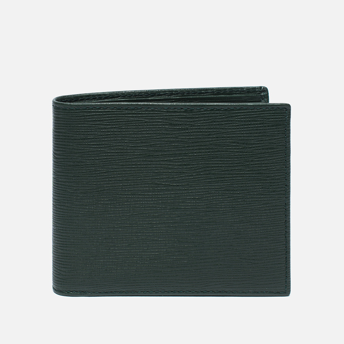 Кошелек Hackett Curzon Range Billfold Green