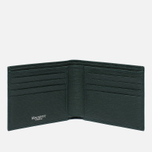 Кошелек Hackett Curzon Range Billfold Green фото- 1