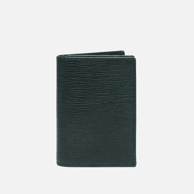 Кошелек Hackett Curzon Range Open Pocket Green