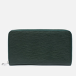 Кошелек Hackett Curzon Range Travel Green фото- 0