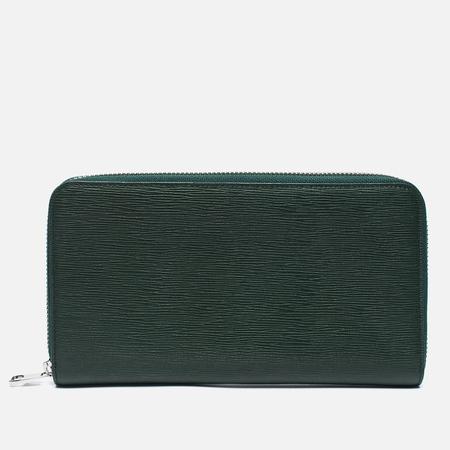 Hackett Curzon Range Travel Wallet Green