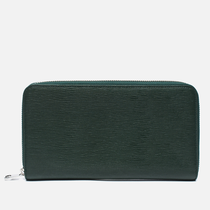 Кошелек Hackett Curzon Range Travel Green