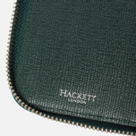 Кошелек Hackett Curzon Range Travel Green фото- 3