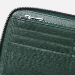 Кошелек Hackett Curzon Range Travel Green фото- 4