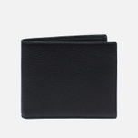 Кошелек Hackett Pebble Billfold Black фото- 0