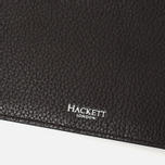 Кошелек Hackett Pebble Receipt Brown фото- 4
