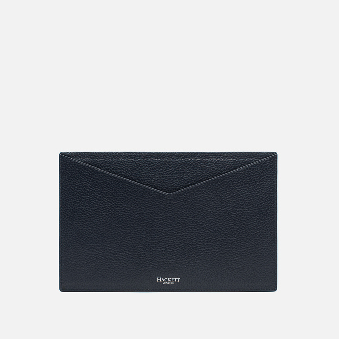 Кошелек Hackett Pebble Receipt Navy