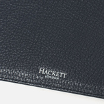 Кошелек Hackett Pebble Receipt Navy фото- 4