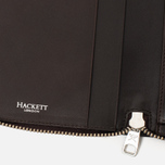 Кошелек Hackett Pebble Travel Brown фото- 6