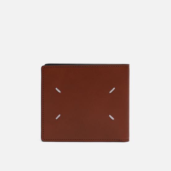 Кошелек Maison Margiela 11 Classic Leather Cognac