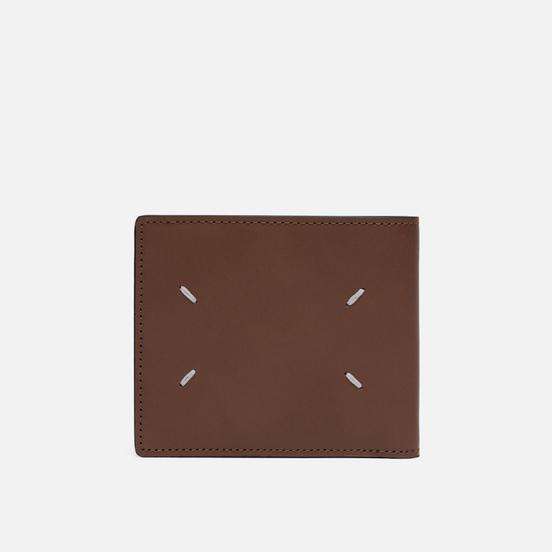 Кошелек Maison Margiela 11 Classic Leather Sepia