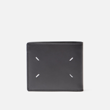 Кошелек Maison Margiela 11 Leather Classic Billfold Castlerock фото- 2