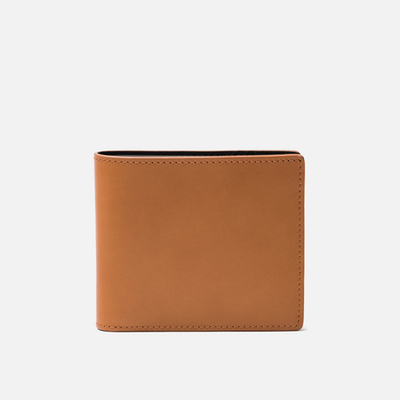 Кошелек Maison Margiela 11 Leather Classic Billfold Cuoio/Black