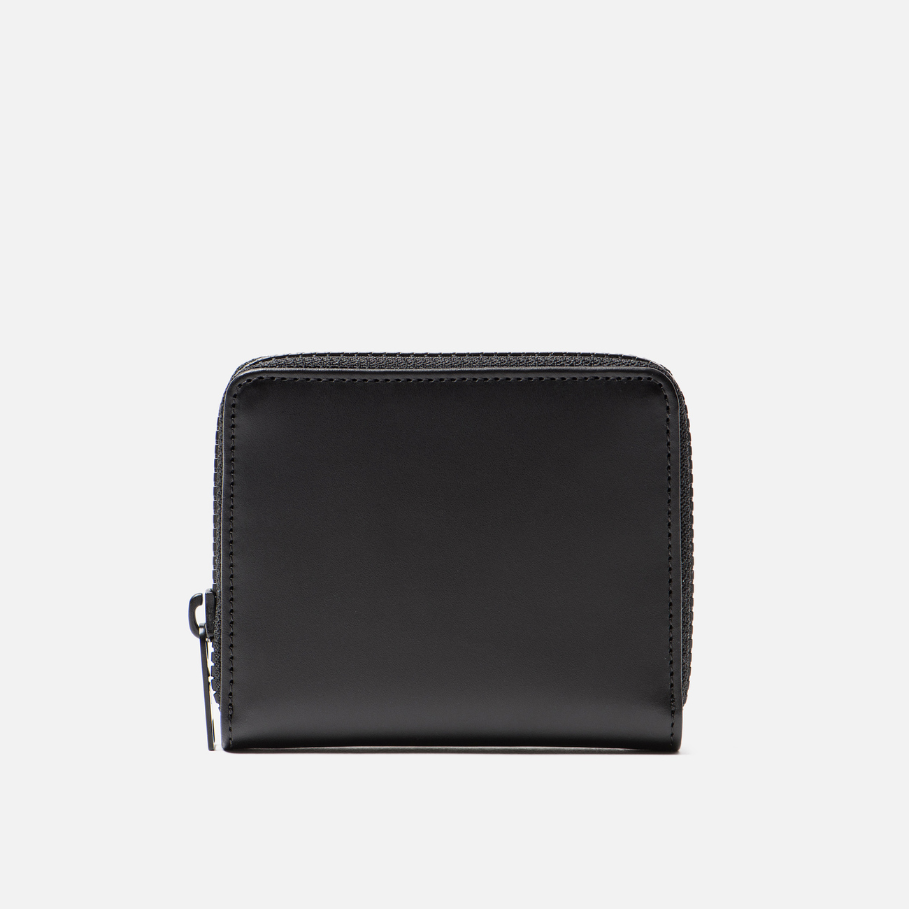 Кошелек Maison Margiela 11 Leather Small Zip Black/Black