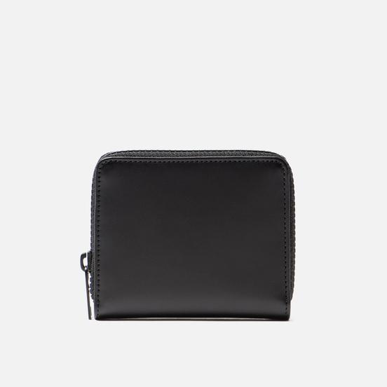 Кошелек Maison Margiela 11 Leather Small Zip Black/Black