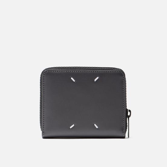 Кошелек Maison Margiela 11 Leather Small Zip Castlerock