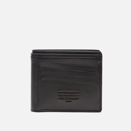 Кошелек Maison Margiela Embossed Logo Black