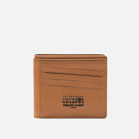 Кошелек Maison Margiela Embossed Logo Brown