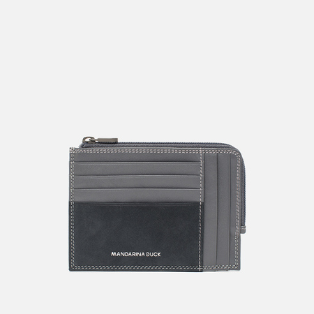 Mandarina Duck Volume Wallet Plum Kitten