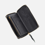 Master-piece Land Large Wallet Camo Black photo- 3