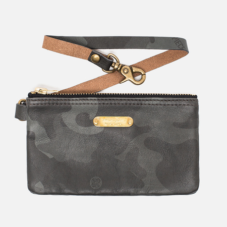 Кошелек Master-Piece Land Zip Camo Black