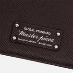 Кошелек Master-piece Noble Wallet Choco фото- 11
