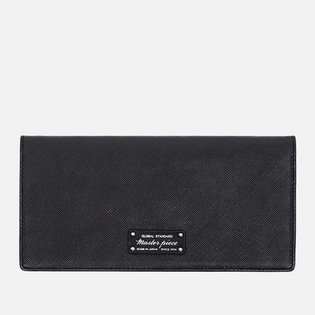 Master-Piece Noble Long Wallet Black