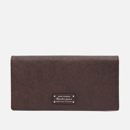 Master-Piece Noble Long Wallet Choco