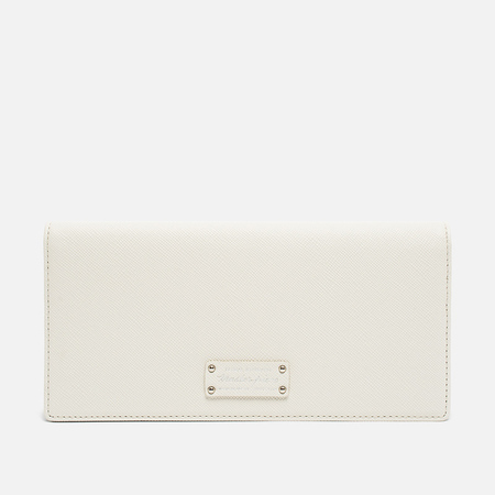 Master-Piece Noble Long Wallet White