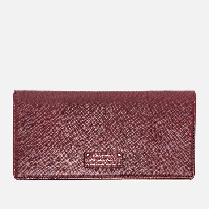 Master-Piece Noble Long Wallet Wine