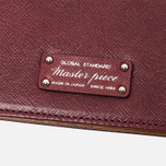 Master-Piece Noble Long Wallet Wine photo- 2
