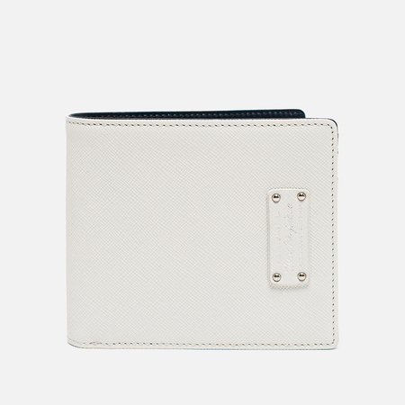 Master-Piece Noble Wallet White