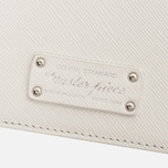 Master-Piece Noble Wallet White photo- 5