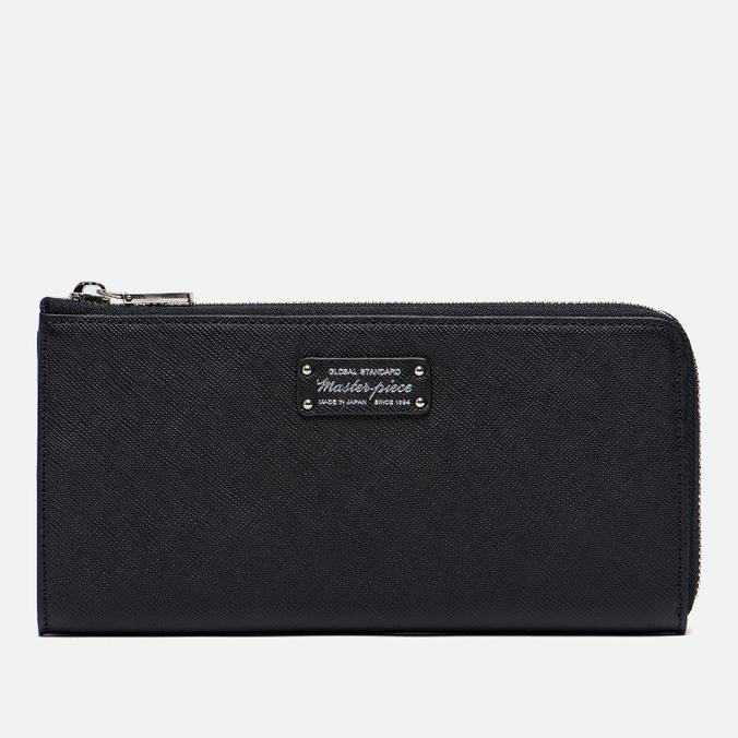 Кошелек Master-piece Noble Zip Leather Black