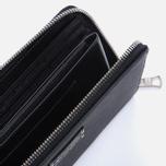 Кошелек Master-piece Noble Zip Leather Black фото- 2